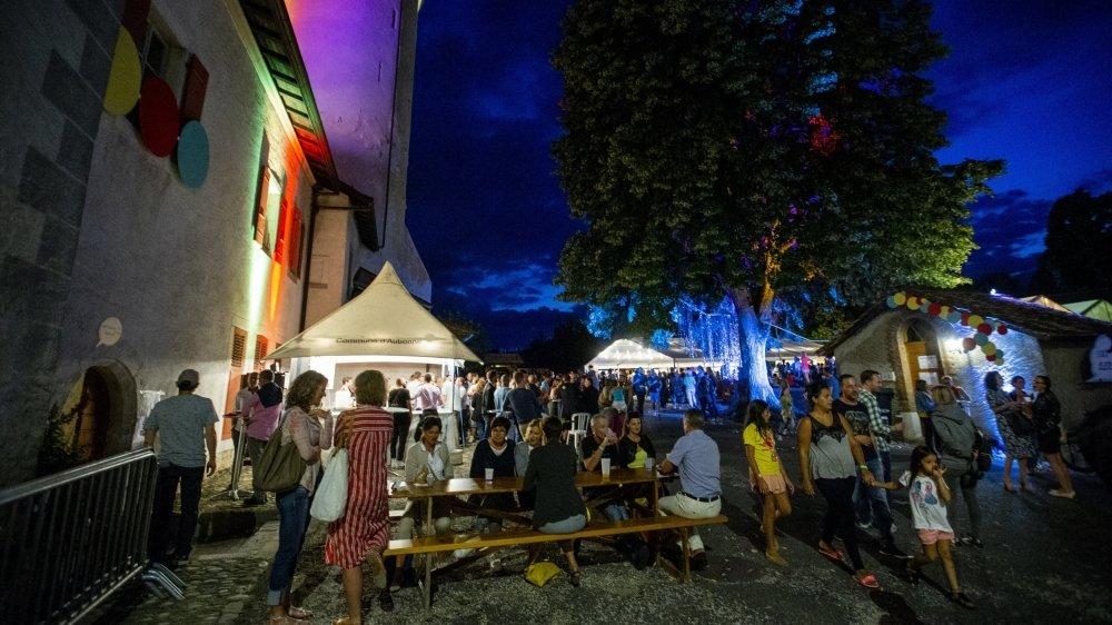 En 2018, Albona Festival avait été un succès immense accueillant 7500 visiteurs au château.
