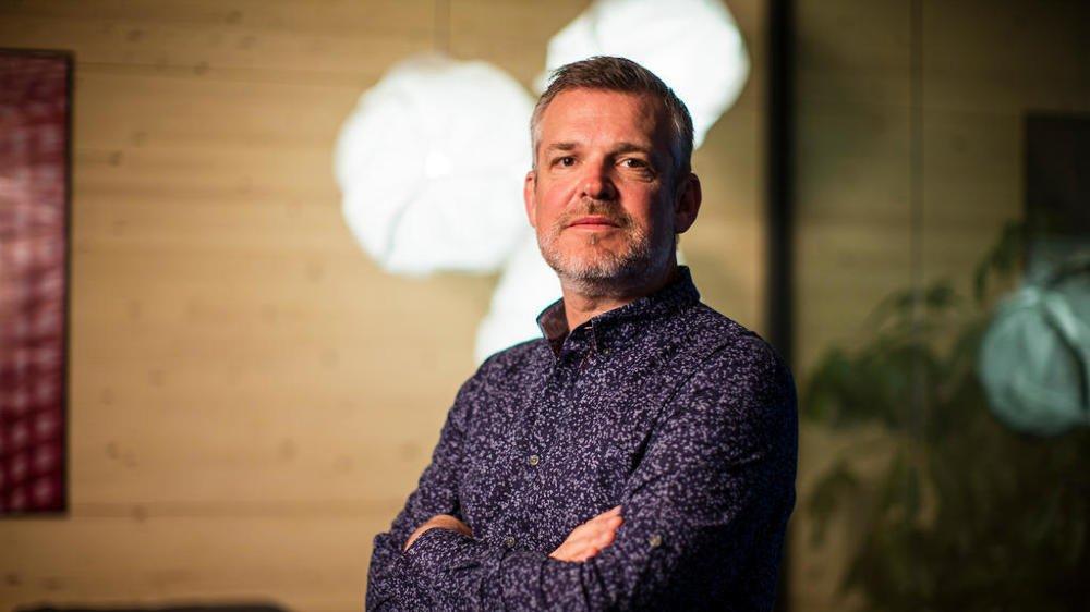 Vincent Sager, directeur d'Opus One, craint l'effet coronavirus sur son secteur d'activité.