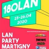 180°LAN Party Martigny du comptoir 180°