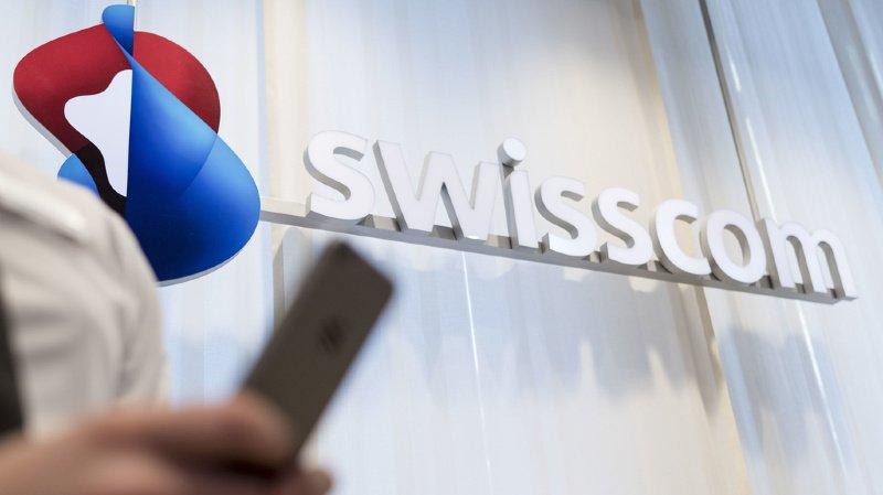 Nouvelle panne chez Swisscom: dérangement sur le service de roaming