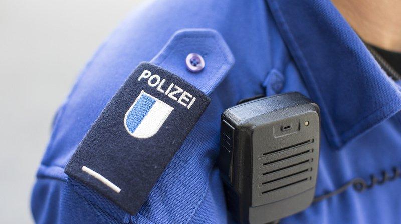 La police lucernoise a émis un avis de recherche sur un homme. (Illustration)