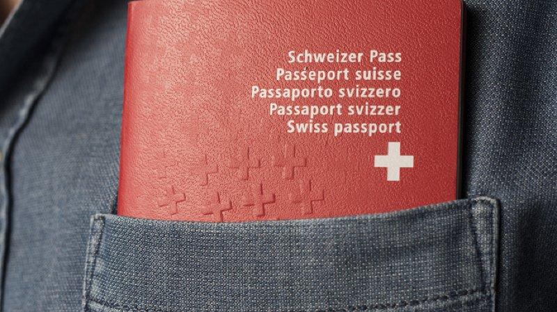 Naturalisation: quelle nationalité demande le plus le passeport suisse?