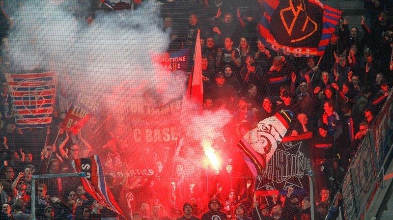 Hooliganisme: jusqu'à trois ans de prison ferme pour des fans de football
