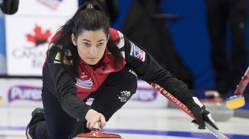 Curling: la double championne du monde Binia Feltscher se retire