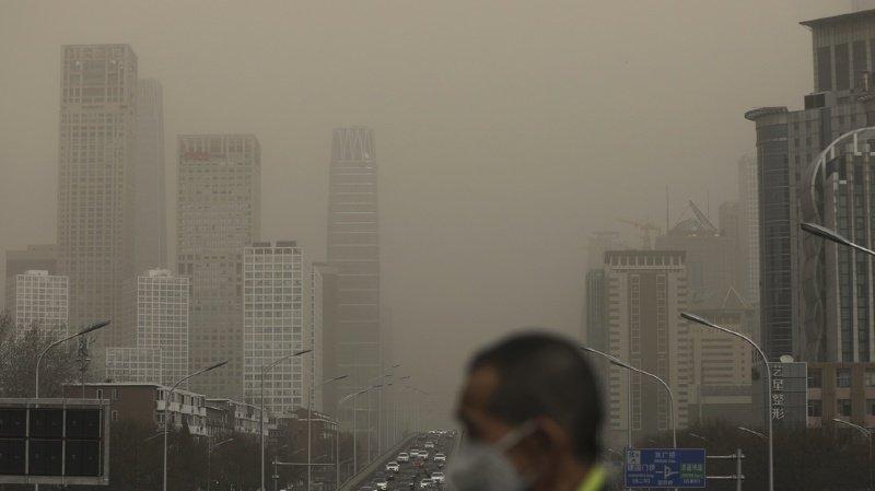 Santé: la pollution de l'air réduit l'espérance de vie de 3 ans