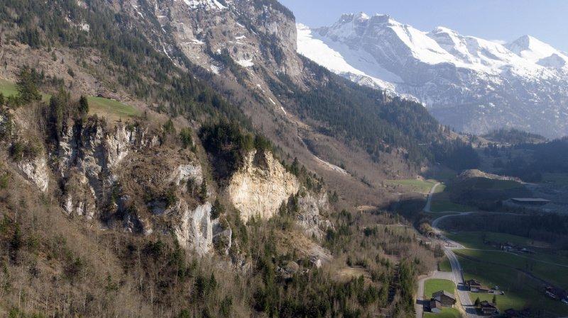 Mitholz, qui compte quelque 170 habitants, pourrait donc devenir un village fantôme.