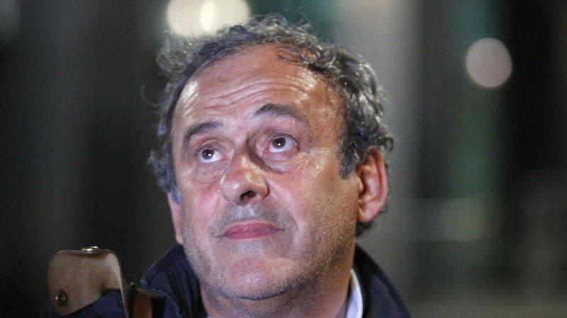 Affaire FIFA: Michel Platini débouté à Strasbourg