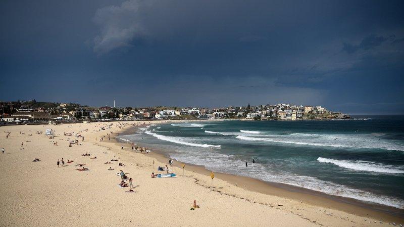 Climat: la moitié des plages pourrait disparaître d'ici à 2100