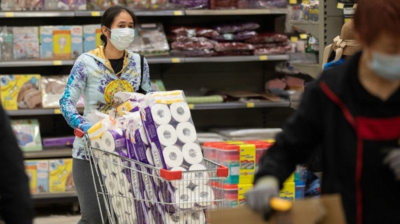Braquage à main armée de papier toilette… à cause du coronavirus