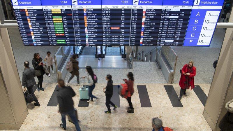 Coronavirus: environ 750 personnes de retour en Suisse d'ici jeudi