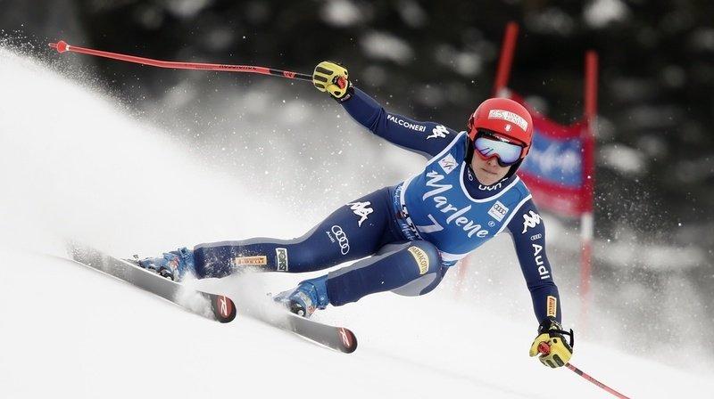 Ski alpin: les dames ne skieront pas à Are, Federica Brignone sacrée