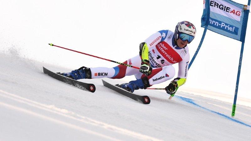 Ski alpin: Marco Odermatt 4e du géant de Hinterstoder, remporté par Alexis Pinturault