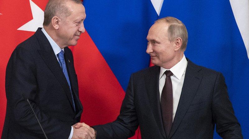 Syrie: la Russie et la Turquie annoncent une trêve