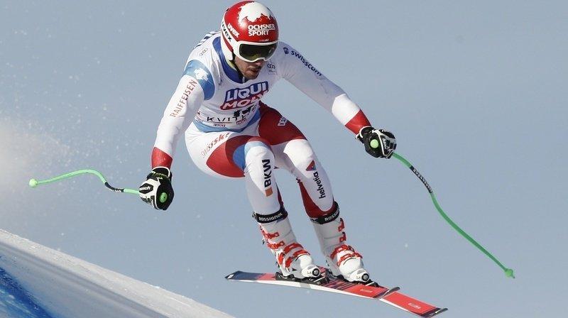 Ski alpin en Norvège: Carlo Janka 3e de la descente de Kvitfjell, remportée par Matthias Mayer