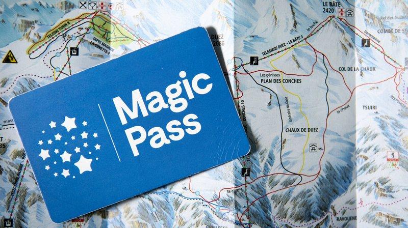 Remontées mécaniques: le Magic Pass vient en aide à une dizaine de stations de ski
