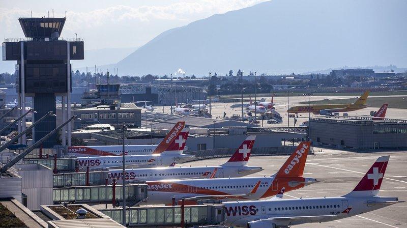 Genève Aéroport enregistre un chiffre d'affaires de plus de 490 millions de francs en 2019