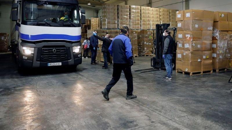 Coronavirus:matérieldeprotectionà nouveau bloqué depuis l'UE
