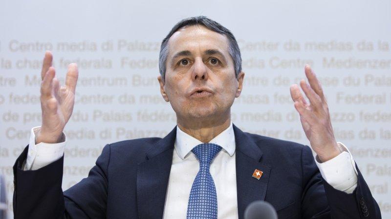 Aide recentrée sur les intérêts suisses