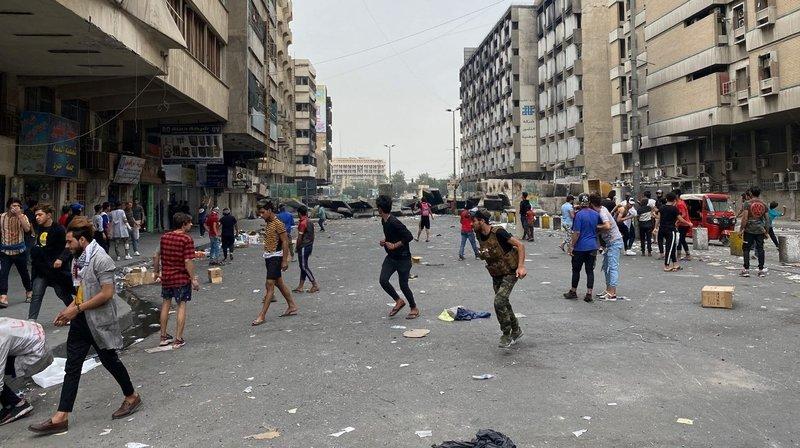 Irak: risque d'escalade entre l'Iran et les Etats-Unis