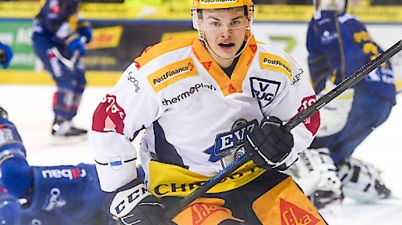 Hockey sur glace: Genève-Servette trébuche face aux Langnau Tigers