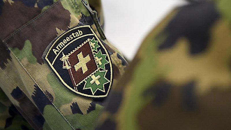 Armée: le Conseil fédéral demande plus de 21 milliards pour les 4 prochaines années
