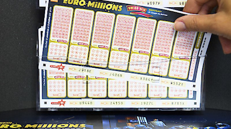 Lors du prochain tirage de l'Euro Millions, 70 millions de francs seront en jeu (archives).