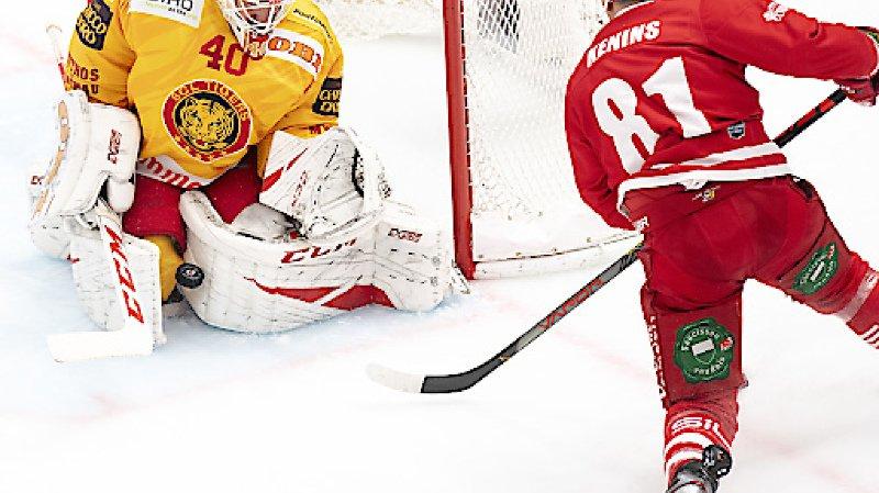 Hockey: Lausanne et Fribourg ont un patin et demi en play-off