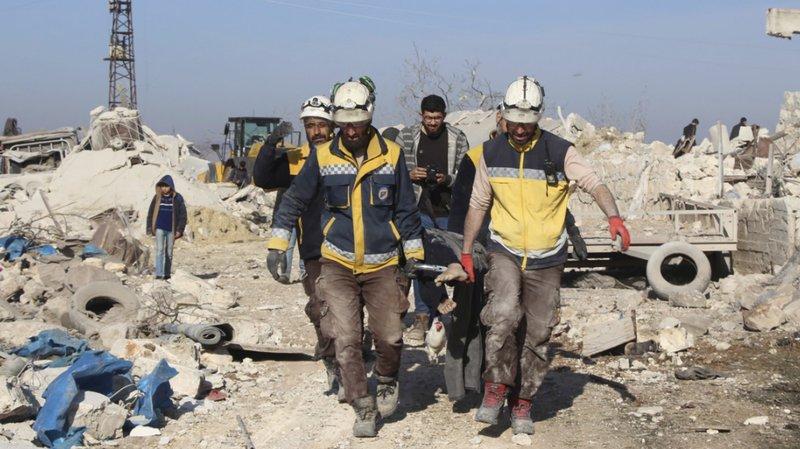 Syrie: en 9 ans, plus de 380'000 personnes ont péri dans le conflit