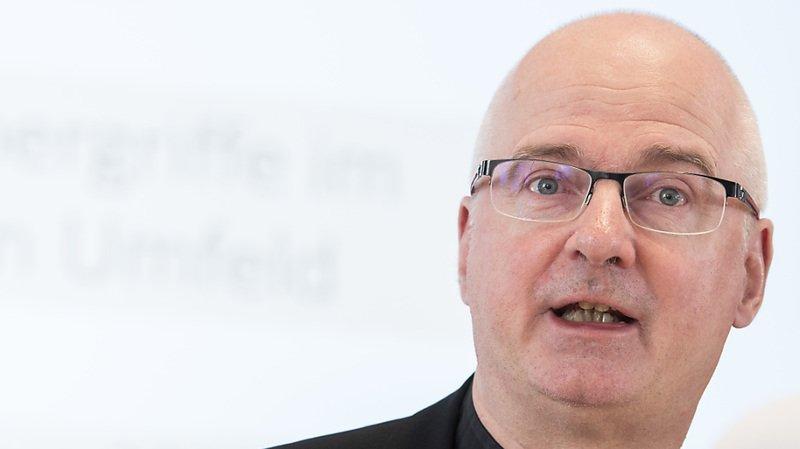 Plainte contre l'évêque Morerod: le Ministère public fribourgeois n'entre pas en matière
