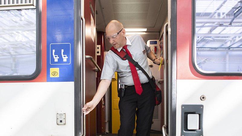 Les CFF doivent remplacer le système anti-pincement dans certains trains