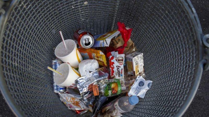Environnement: chaque Suisse produit 703kg de déchets par an