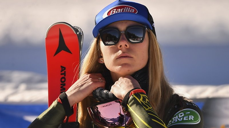 Ski alpin: l'Américaine Mikaela Shiffrin sera bien de retour à Are