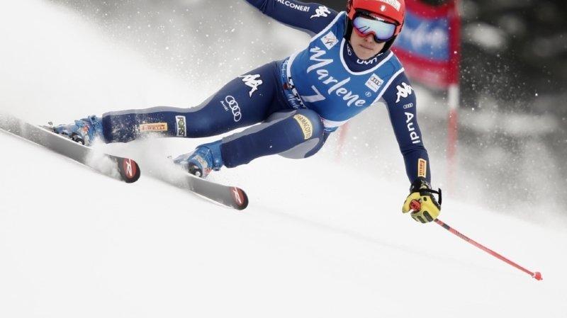 Ski alpin: le combiné à la Thuile annulé à cause des chutes de neige