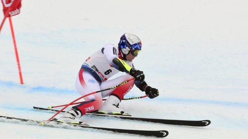 Ski alpin: le combiné messieurs de Hinterstoder annulé à cause de la tempête Bianca