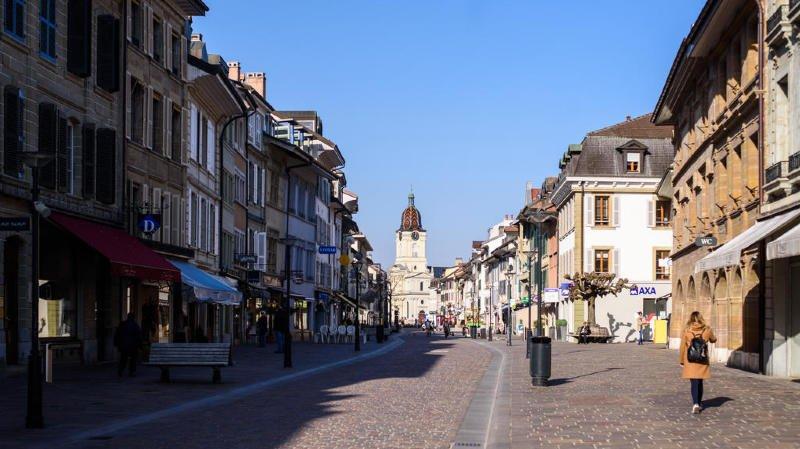 La Ville de Morges a mis au concours pour la première fois une résidence artistique.