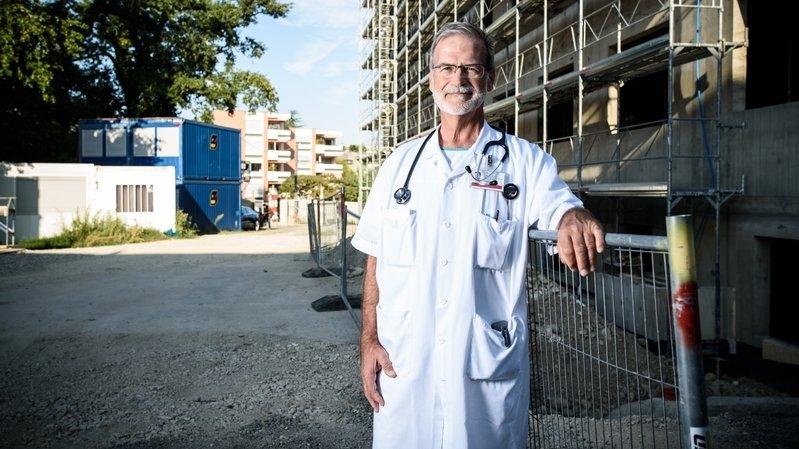 Comment l'hôpital de Nyon fait face au coronavirus