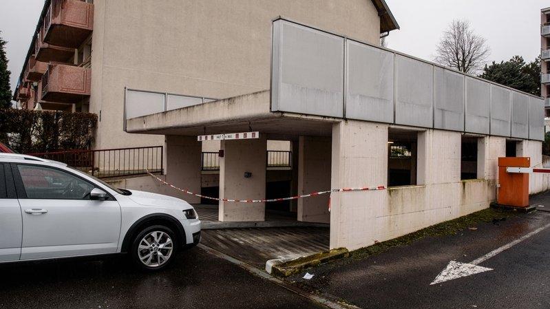 Feu dans un parking à Gland: près de 150 personnes évacuées