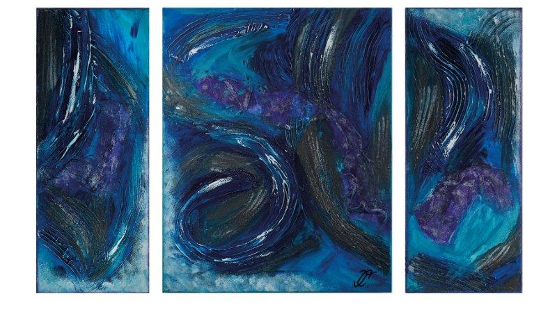 Exposition de peintures Jessica Chariatte