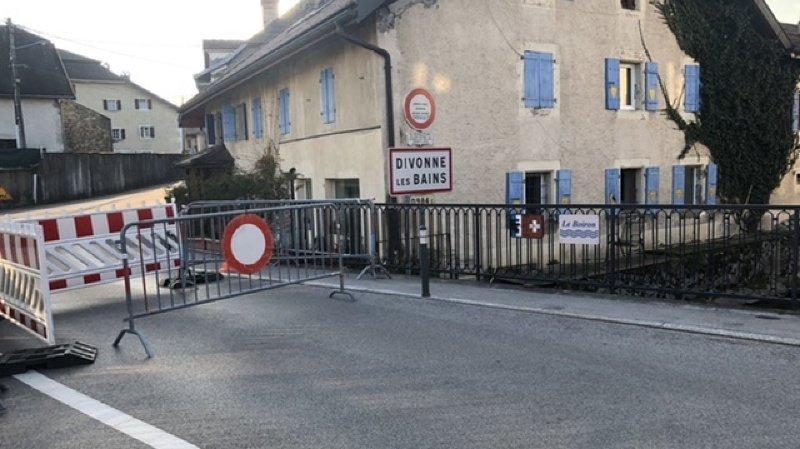 A Crassier, la douane fermée fait remonter des souvenirs
