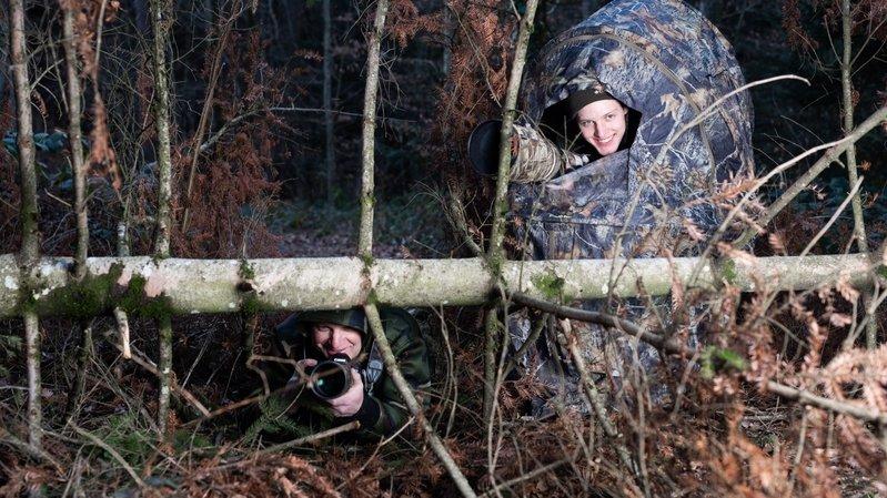 Etoy: un père et son fils sur les traces du «Graal du photographe»