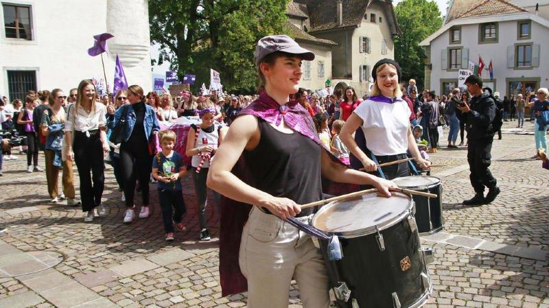 Nyon-Morges: le coronavirus ne freine pas les collectifs féministes