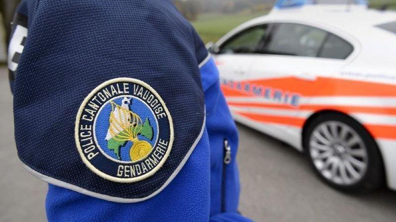 Arzier-le-Muids: la police fait barrage à des cambrioleurs