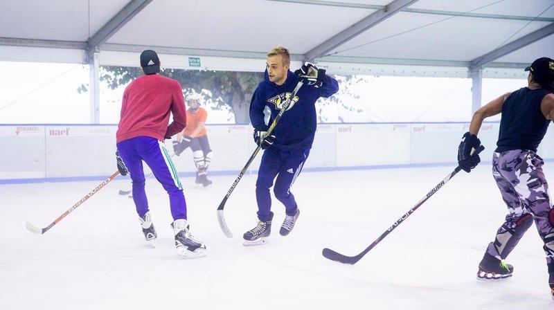 Nyon: la patinoire termine sa saison sur une baisse de fréquentation