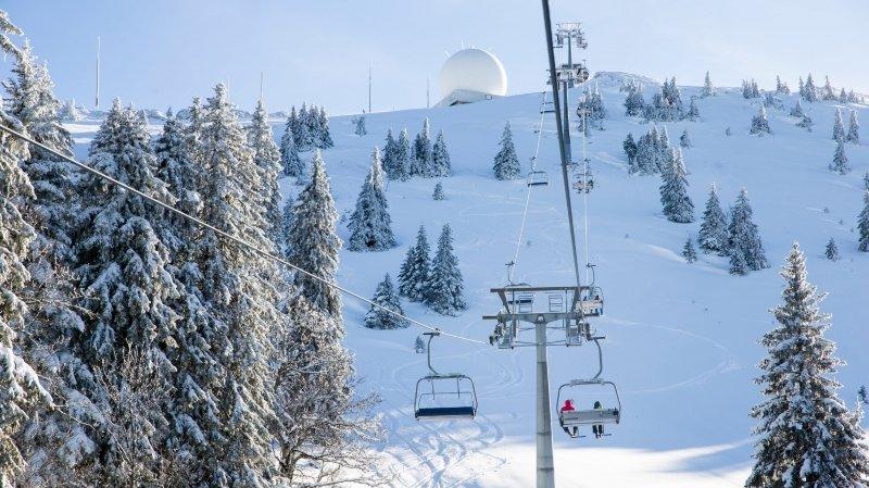 Ski: fin de saison forcée pour La Dôle