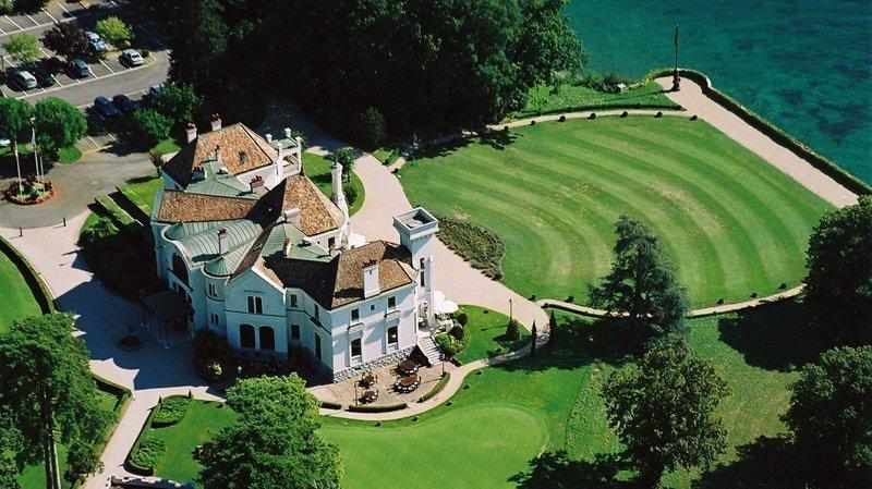 Napoléon, Oscar Wilde, Schumacher: les dessous chics des riches villas de Gland