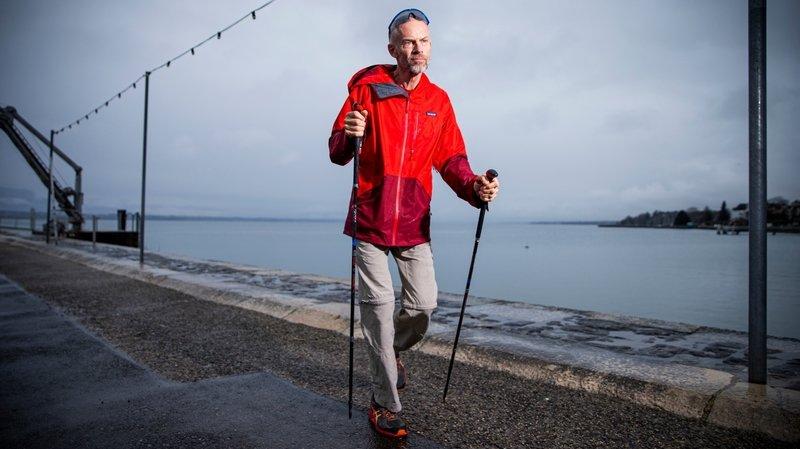 Yves Auberson est prêt à franchir 100 cols pour défier son Parkinson