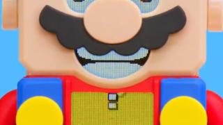 Super Mario: LEGO et Nintendo annoncent un partenariat