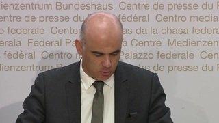 Quote Alain Berset CP du Conseil fédéral du 25.03.20 : Situation sur le coronavirus