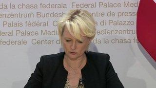 Coronavirus: le Parlement tiendra une session extraordinaire à Bernexpo