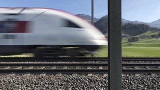 Transports: les CFF vont moderniser 44 trains InterCity